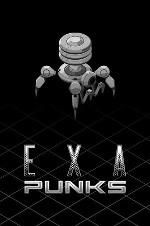 Exapunks cover