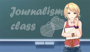 Journalism class cover