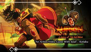 Aurion: Legacy of the Kori-Odan cover
