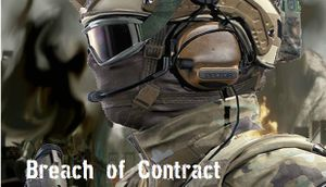 Breach of Contract Online cover