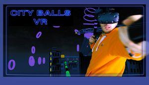 City Balls VR cover
