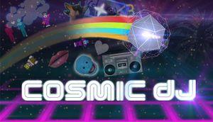 Cosmic DJ cover