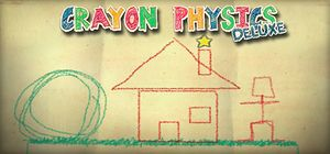 Crayon Physics Deluxe cover