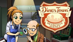 DinerTown Detective Agency cover