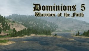 Dominions 5 - Warriors of the Faith cover