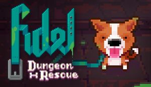 Fidel Dungeon Rescue cover