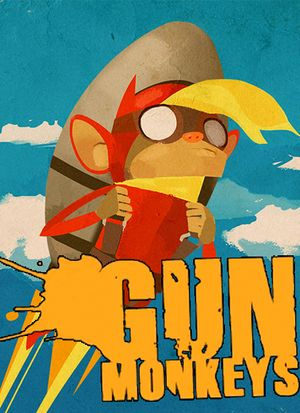 Gun Monkeys cover