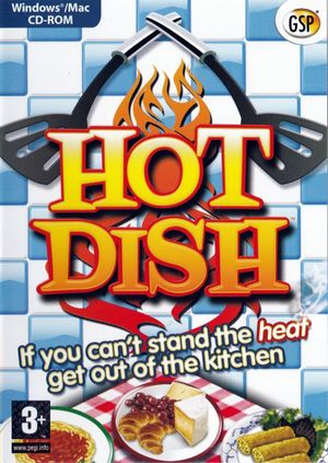 Hot Dish cover