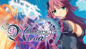 Sakura Nova cover