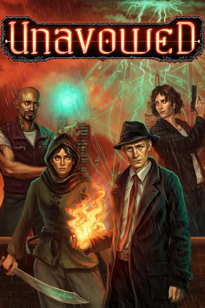 Unavowed cover