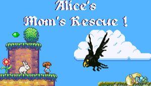 Alice's Mom's Rescue cover