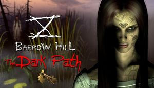 Barrow Hill: The Dark Path cover