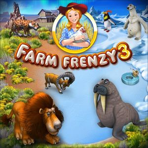 Farm Frenzy 3 cover