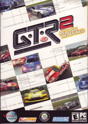 GTR 2 - FIA GT Racing Game cover