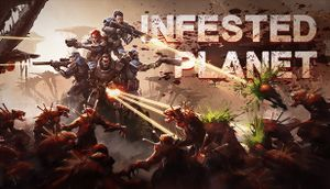 Infested Planet cover