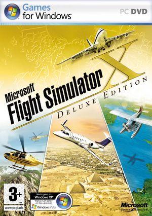 Microsoft Flight Simulator X - PCGamingWiki PCGW - bugs, fixes