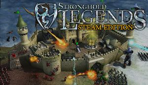 Stronghold Legends cover