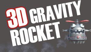 3D Gravity Rocket cover