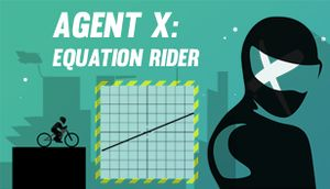 Agent X: Equation Rider cover