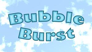 Bubble Burst cover