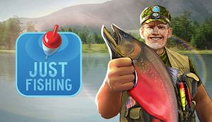Just Fishing cover