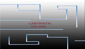 Labyrinth Escape cover