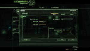 MechWarrior: Living Legends - PCGamingWiki PCGW - bugs, fixes