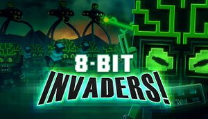8-Bit Invaders! cover