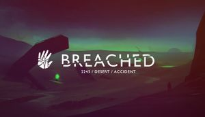 Breached cover