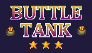 Buttle Tank cover