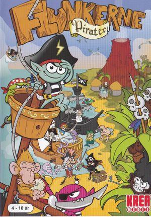 Flunkerne: Pirater cover