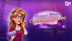 Maggie's Movies - Camera, Action! cover