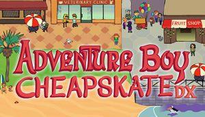 Adventure Boy Cheapskate DX cover