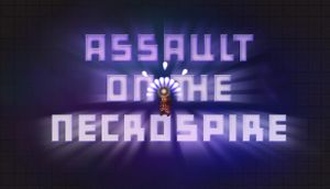 Assault on the Necrospire cover