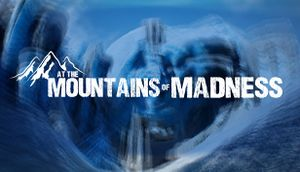 At the Mountains of Madness cover