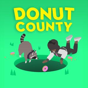 Donut County cover