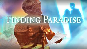 Finding Paradise cover