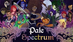 Pale Spectrum - Part Two of the Book of Gray Magic cover