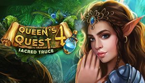 Queen's Quest 4: Sacred Truce cover