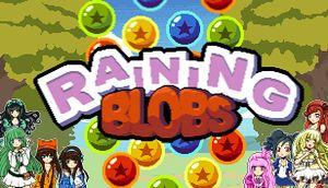 Raining Blobs cover