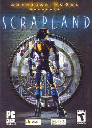 Scrapland - PCGamingWiki PCGW - bugs, fixes, crashes, mods