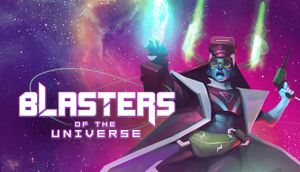 Blasters of the Universe cover