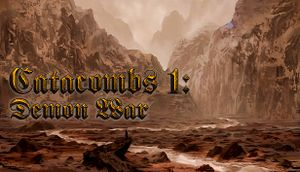 Catacombs 1: Demon War cover