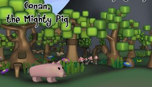 Conan the Mighty Pig cover