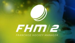 Franchise Hockey Manager 2 cover