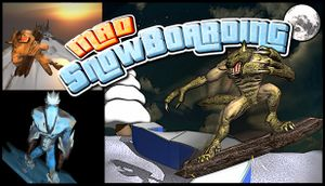 Mad Snowboarding cover
