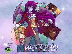 Magical Diary cover