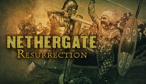 Nethergate: Resurrection cover