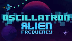 Oscillatron: Alien Frequency cover