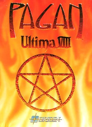 Ultima VIII: Pagan cover